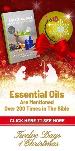 Bonus Day - Essential Oils Ancient Medicine
