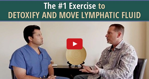 Exercise-Lymphatic-fluid