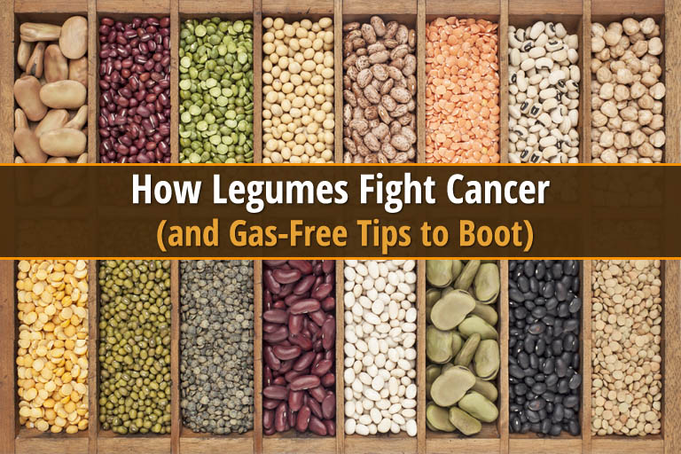 Are Legumes the Forgotten Cancer-Fighting Food?