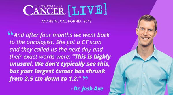 Dr. Josh Axe on Self Healing