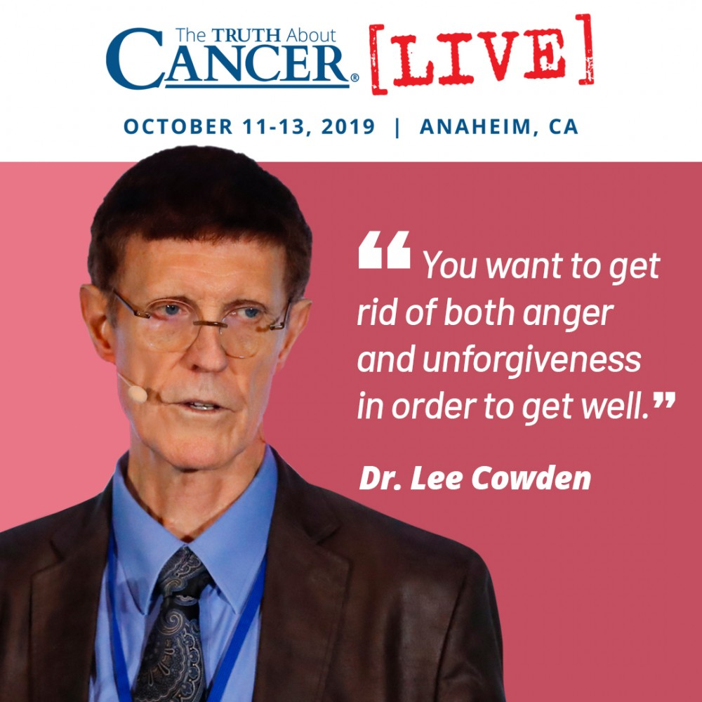 Positivity & Forgiveness - Quote by Dr. Lee Cowden