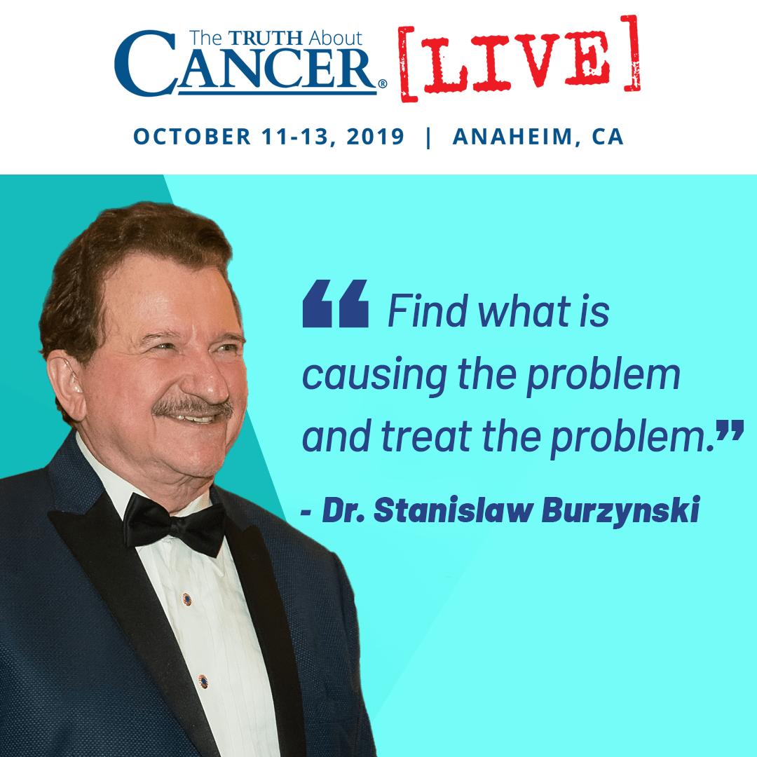 Dr. Stanislaw Burzynski Quote Part 2