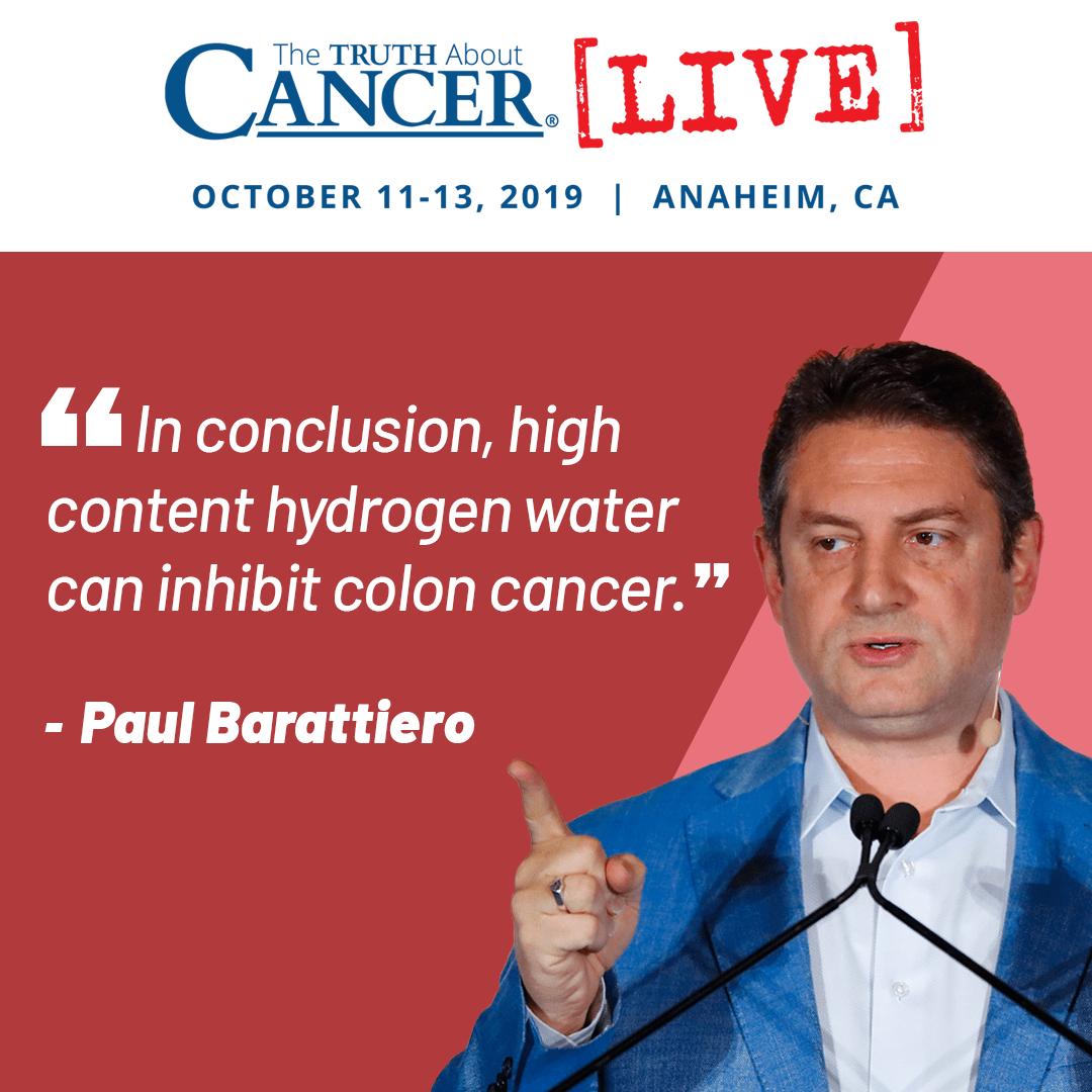 Science Behind Hydrogen Water Part 2 - Paul Barattiero