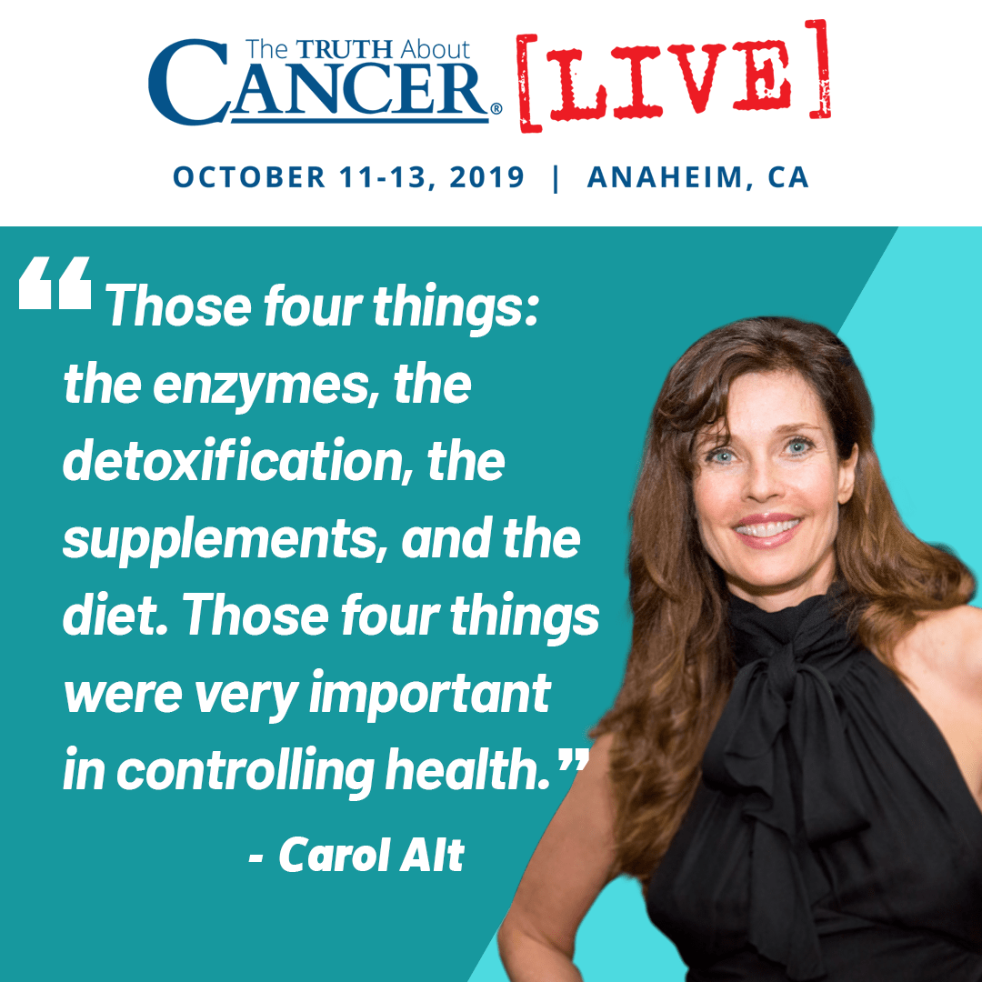 Raw Food Diet with Carol Alt