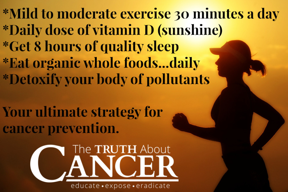 Cancer prevention Strategy Graphic