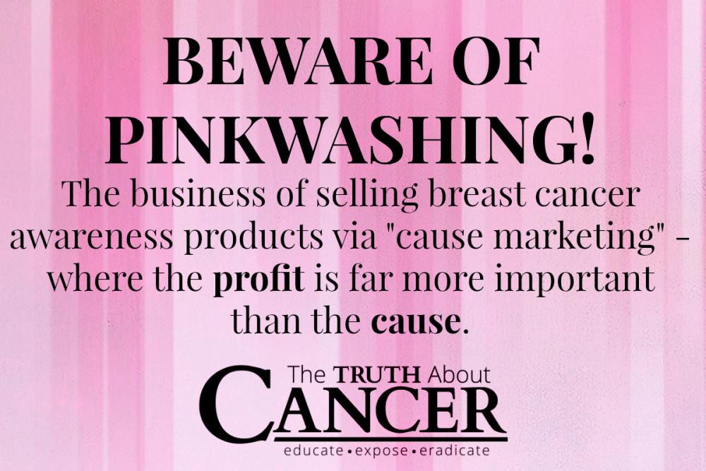TTAC - Pinkwashing Graphic
