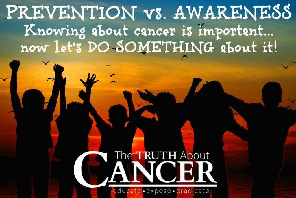 Cancer Prevention Month (Causes and Prevention Ignored)